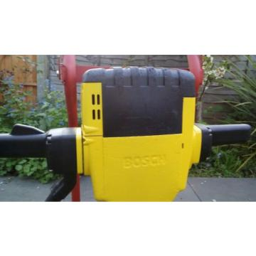 Bosch GSH 27 Breaker, Heavy Concrete, Serviced & Tested - Quick Free Delivery! 3