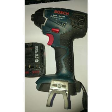 Bosch GDR14.4V-LI Professional Impact Drill. Lot