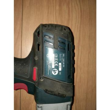 Bosch GDS 18 V-LI HT High Torque Impact Wrench inc 1x 4Ah Battery