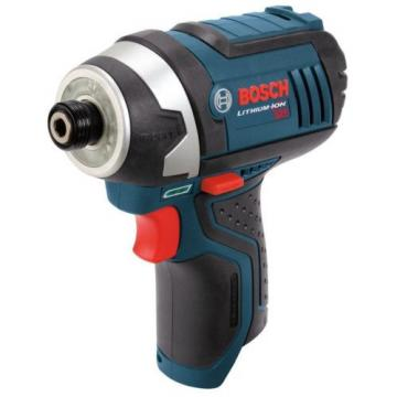 "*NEW* Bosch 12V Lithium Ion PS41B 1/4"" Hex Cordless Impact Driver PS41"