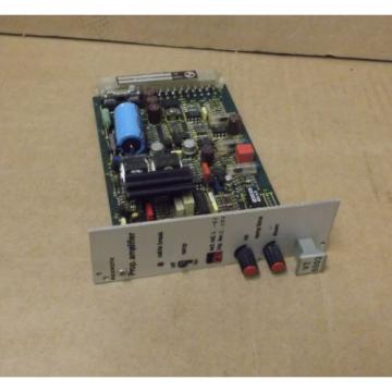 Rexroth Japan Singapore Proportional Amplifier VT5003 S32 R1