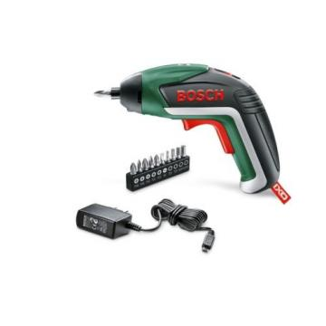 Bosch Electric Cordless Screwdriver IXO Easy Tool Micro USB charging system