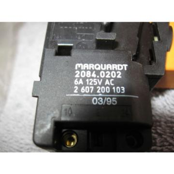 Bosch 2607200103 New Genuine OEM Switch