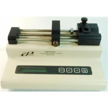 Cole-Parmer Laboratory Single Syringe Pump 749400