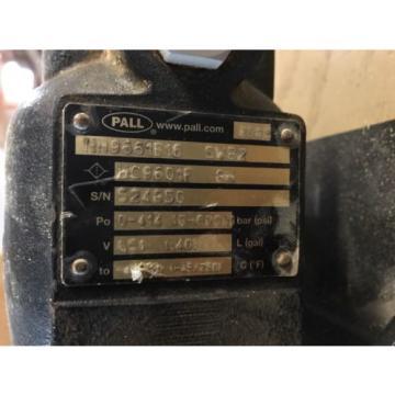 Pall Hydraulic Filter 524850 Location F4