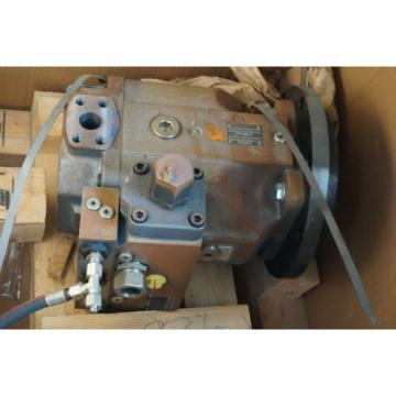 NEW India Canada REXROTH A4VSO 125 HSE DISPACEMENT PUMP A4VSO125HSE