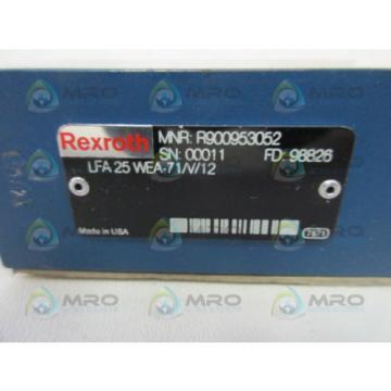 REXROTH Egypt Canada R900953052 LOGIC COVER *NEW NO BOX*