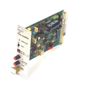 REXROTH Italy Canada VT-5001S20-R5 AMPLIFIER CARD 108/1283, VT5001S20R5 REPAIRED