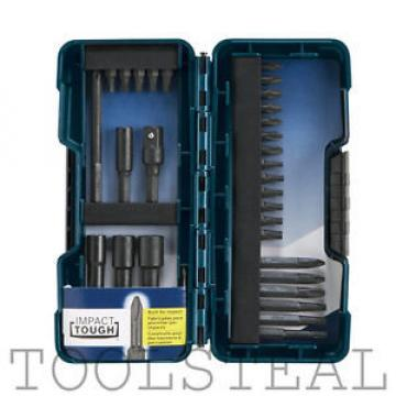 Bosch SBID30 Tough Impact Screw Driving Bit Set, 30 Pcs