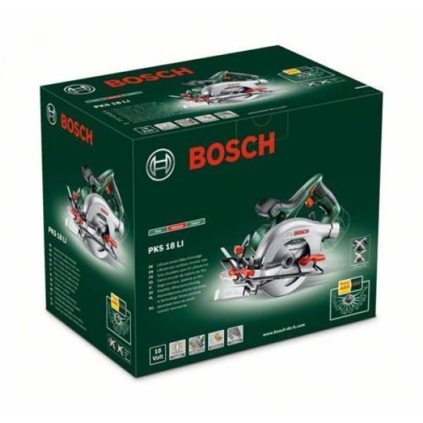 - Bosch - PKS 18 Li (BARE TOOL) Cordless Circular Saw 06033B1300 3165140743266.* #5 image