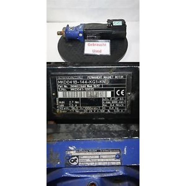 Indramat Rexroth MKD041B-144-KG1-KN servomotor tapa falta #1 image